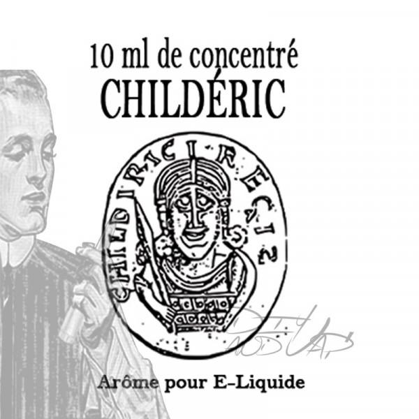 Childeric [814 - Histoire d'E-liquides]