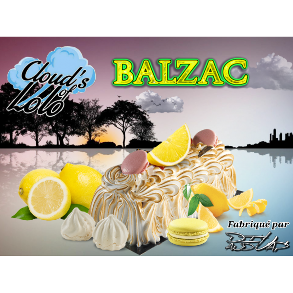 Balzac [Cloud's of Lolo] E-Liquide
