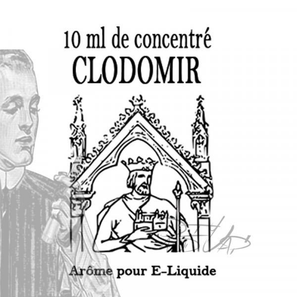 Clodomir [814 - Histoire d'E-liquides]