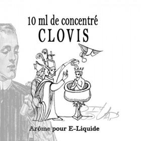 Clovis [814 - Histoire d'E-liquides] Concentré
