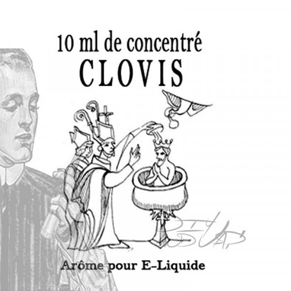 Clovis [814 - Histoire d'E-liquides]