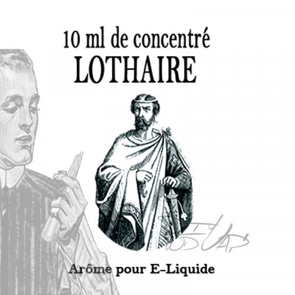 Lothaire [814 - Histoire d'Eliquides]