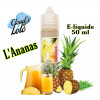L'Ananas [Cloud's of Lolo] E-Liquide
