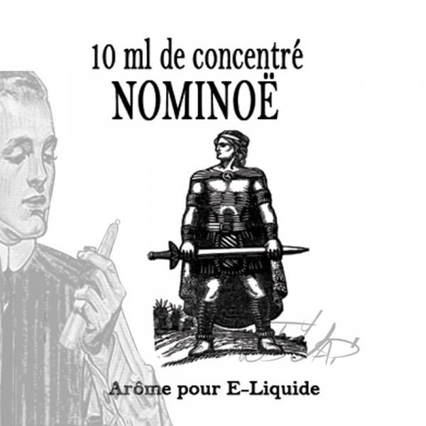 Nominoé [814 - Histoire d'Eliquides]