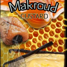 Makroud Custard [Les Jus de Nicole] Concentré