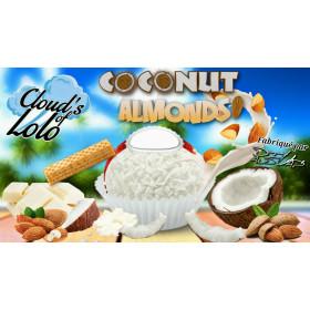 Coconut Almonds [Cloud's of Lolo] E-Liquide