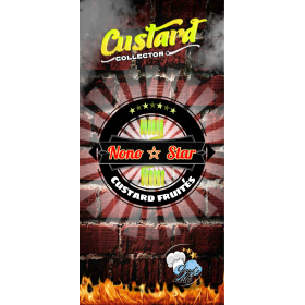 Nono Star [Custard By Cloud's of Lolo] E-Liquide