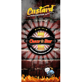 Choco Star [Custard By Cloud's of Lolo] E-Liquide
