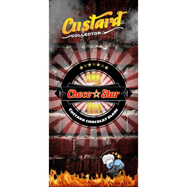 Choco Star [Custard By Cloud's of Lolo] E-Liquide