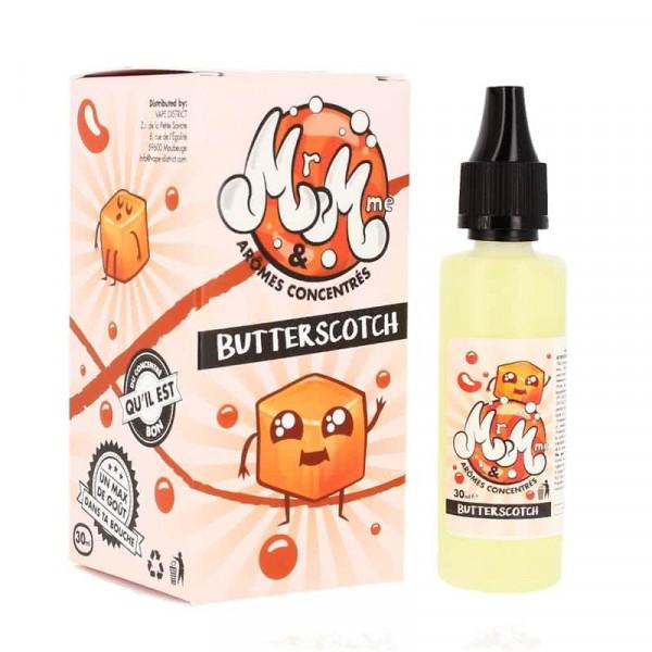Butterscotch [Mr & Mme] Concentré 30ml
