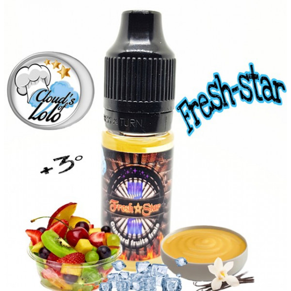 Fresh Star [Custard By Cloud's of Lolo] Concentré