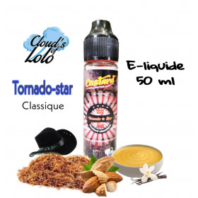 Tornado Star [Custard by Cloud's of Lolo] E-Liquide
