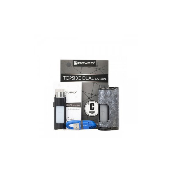 Box Topside Dual Carbon 200W - Dovpo