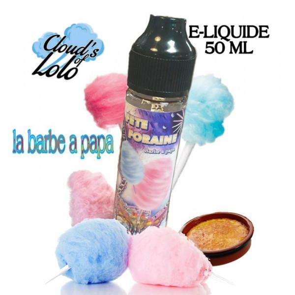 La Barbe a Papa [Cloud's of Lolo] E-Liquide