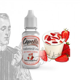 Strawberry & Cream ( cappella )