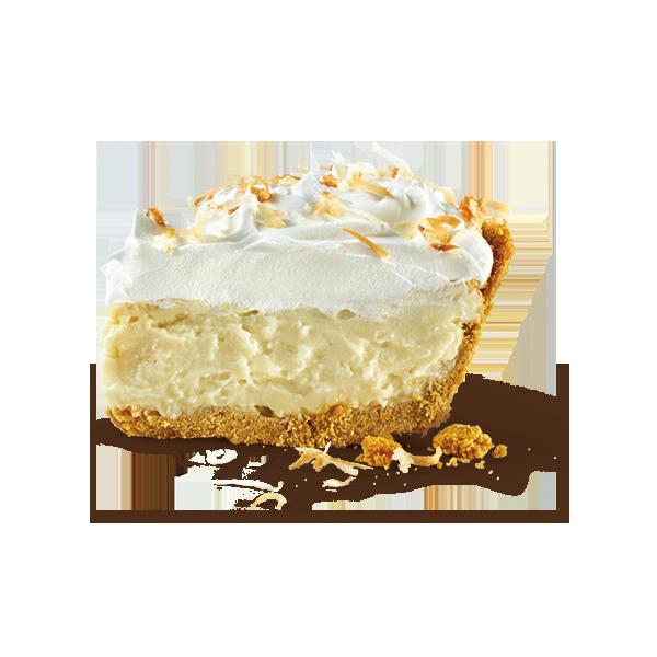 Coco Cream Pie