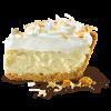 Coco Cream Pie / Tarte Noix de Coco Meringuée