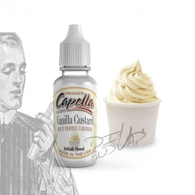 Vanilla Custard ( capella )