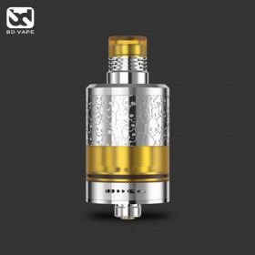 BD Vape Precisio RTA Silver Night Limited Edition