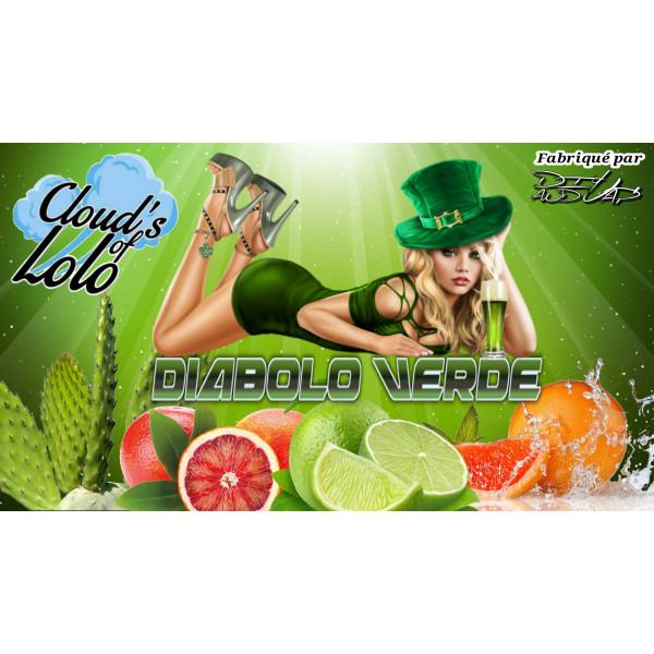 Diabolo Verde [Cloud's of Lolo] E-Liquide