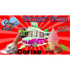 Summer Cream Cerise [Cloud's of Lolo] E-Liquide