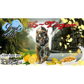E-Tiger [Cloud's of Lolo] E-Liquide