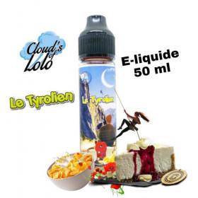 Tyrolien [Cloud's of Lolo] E-Liquide