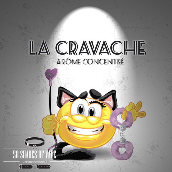 La Cravache [50 Shades of Vape] Concentré