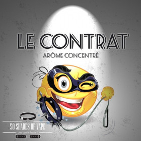 Le Contrat [50 Shades of Vape] Concentré