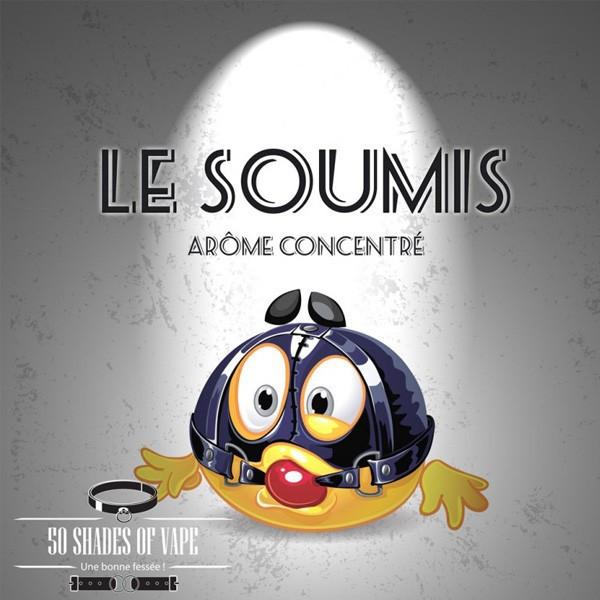 Le Soumis [50 Shades of Vape] Concentré