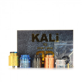 Kali V2 RDA 25mm Brass Edition [QP Design]