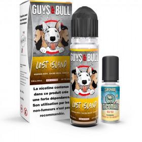 Guys & Bull Lost Island [French Liquide] E-Liquide