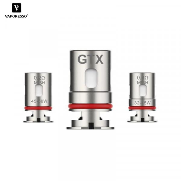 Résistance GTX Meshed Coil [Vaporesso]
