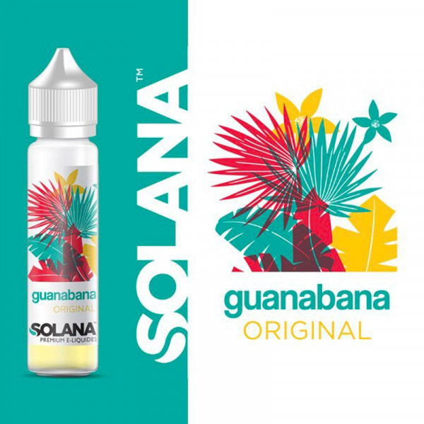 Guanabana [Solana] E-Liquide 50ml