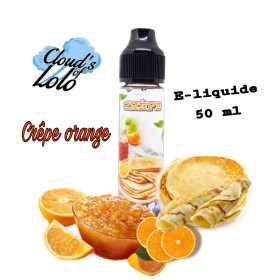 Crepe à l' orange [Cloud's of Lolo] E-Liquide