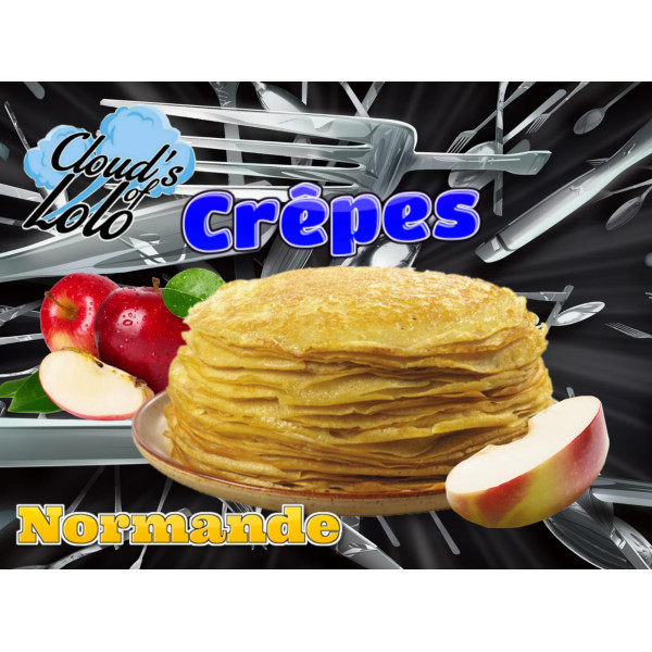 Crepe normande [Cloud's of Lolo] Concentré