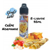 Crepe normande [Cloud's of Lolo] E-Liquide