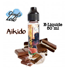 Aikido [Cloud's of Lolo] E-Liquide