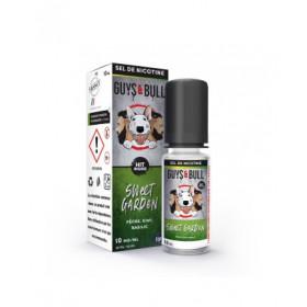 Sweet Garden - sel de nicotine