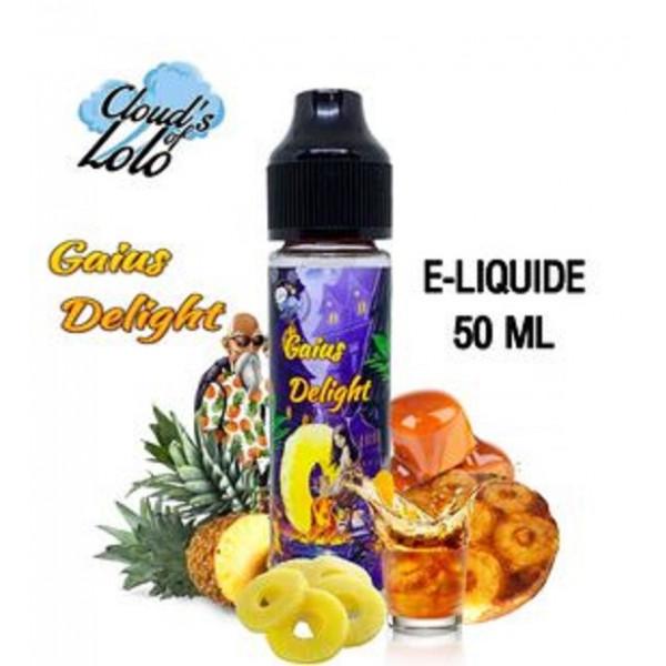 Gaius Delight [Cloud's of Lolo] E-Liquide