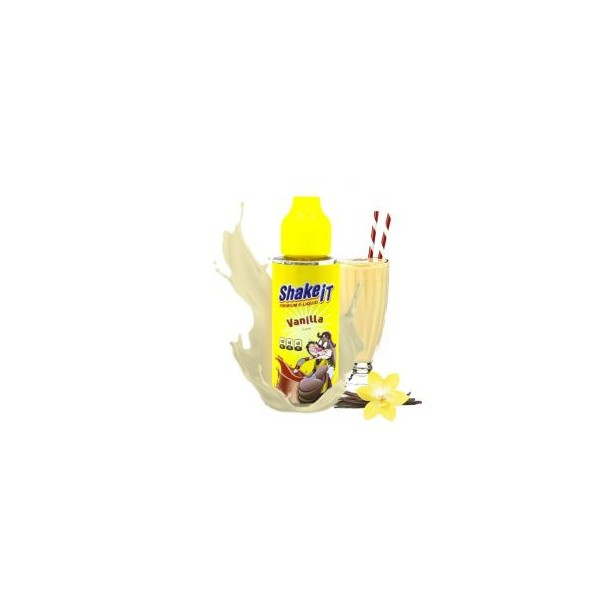 Shake It - Vanilla 0mg 100ml