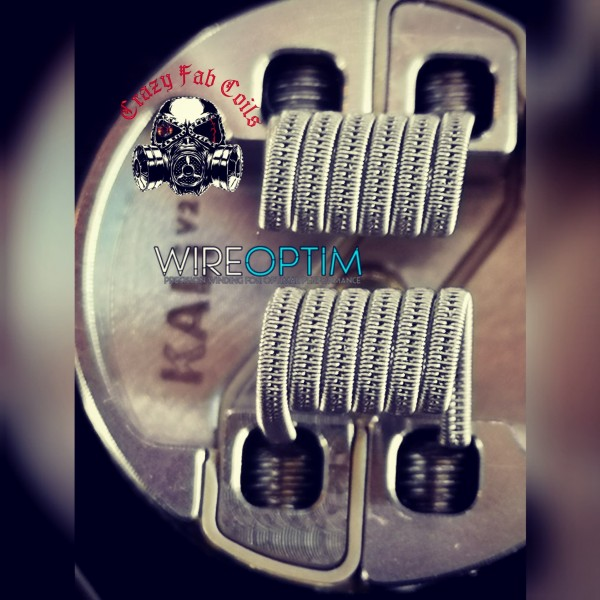 coil staggered ni90[Crazy Fab Coils]