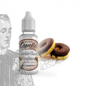 Chocolat Glazed Donut [Capella]