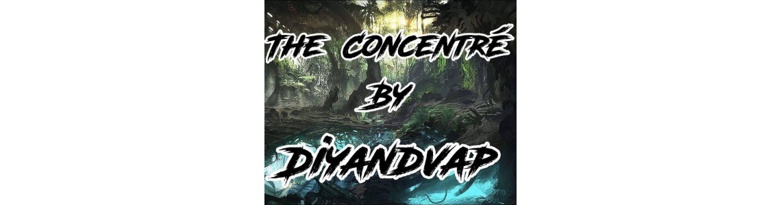 The Concentré by Diy-And-Vap