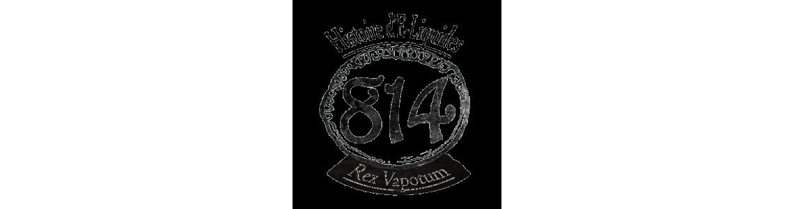 814 - Histoire d'E-liquides