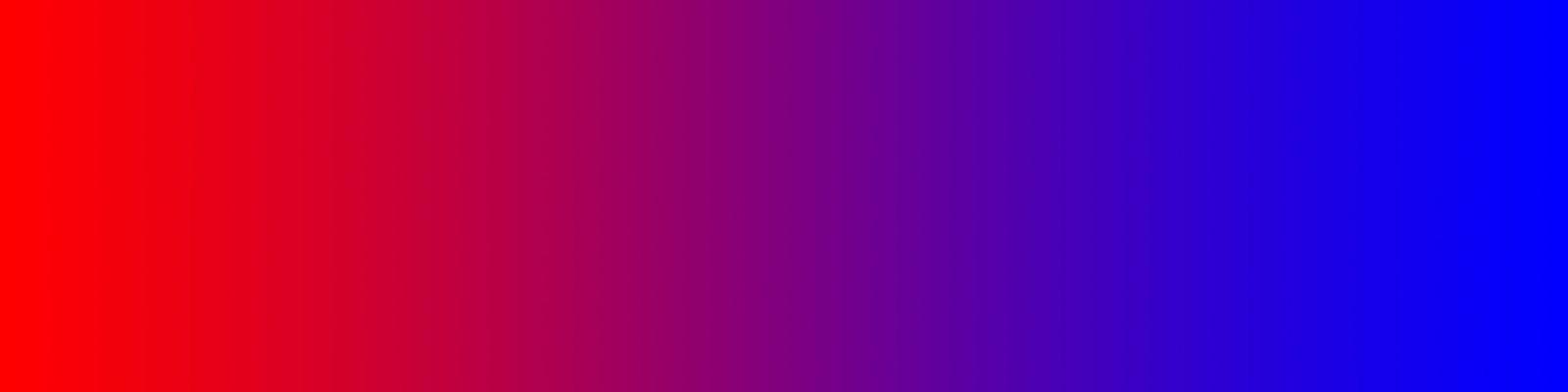 Bleu / Rouge