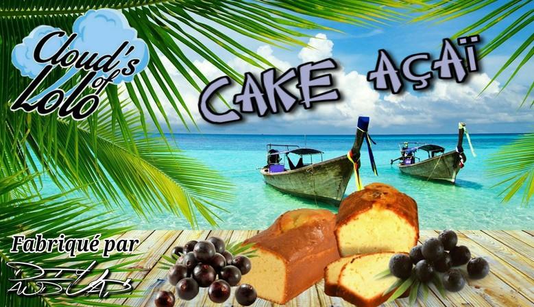 Cake Açai