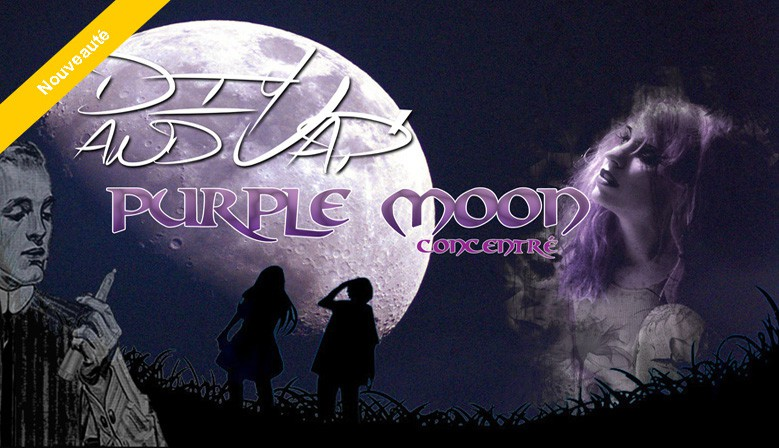 Purple Moon - Concentré