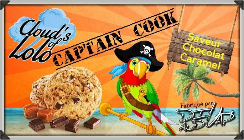 Captain Cook Choco Caramel !